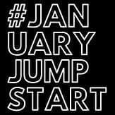 January Jumpstart Badge