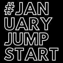 January Jumpstart Badge