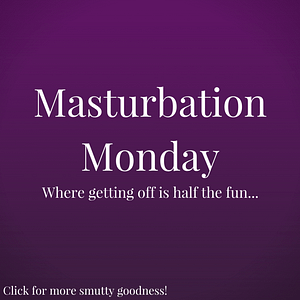 Masturbation Monday Logo